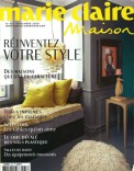Battina Lafond | journaliste décoration | Marie Claire Maison | novembre 2009
