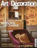 Bettina Lafond | journaliste déco | Art et Decoration | janvier 2009