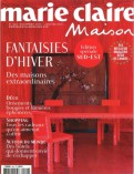 Bettina Lafond | journaliste décoration | Marie-Claire Maison | dec 2010 - janv 2011