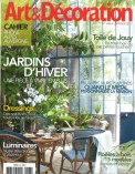 Bettina Lafond | journaliste décoration | Art & Décoration | janvier 2011